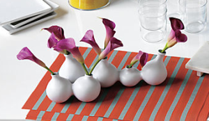 Hitched Vases from CB2. $10.95. http://www.crateandbarrel.com/christmas/around-the-world-tree/global-gourd-ornaments/f54334