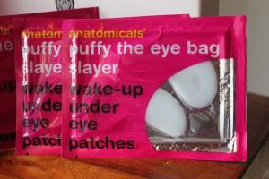 Anatomicals Under Eye Patches