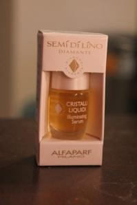 ALFAPARF Cristalli Liquid Serum (Deluxe Sample)