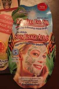 Montagne Jeunesse Dead Sea Face Spa (Full Size - 1 packet)