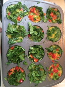 Egg and Veggie Muffins