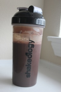 Of course, Shakeology is a given. I've tried to not use it and to try other products but I keep coming back to it because it really does work for me.